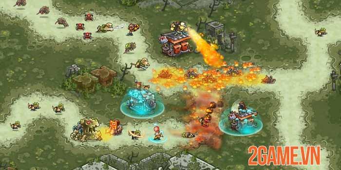 Junkworld - Game phòng thủ tháp nắm bắt cơ chế mới với tiết tấu nhanh 0