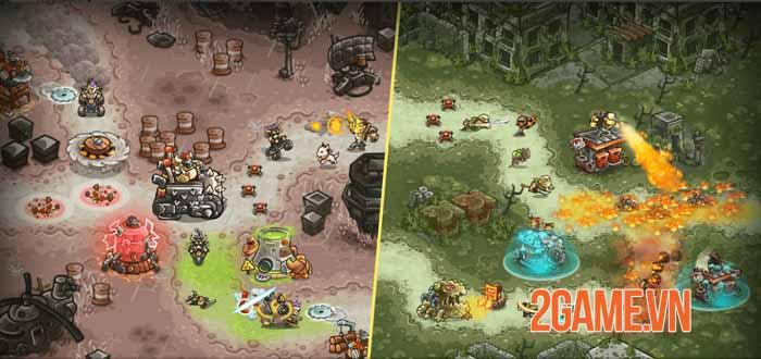 Junkworld - Game phòng thủ tháp nắm bắt cơ chế mới với tiết tấu nhanh 2
