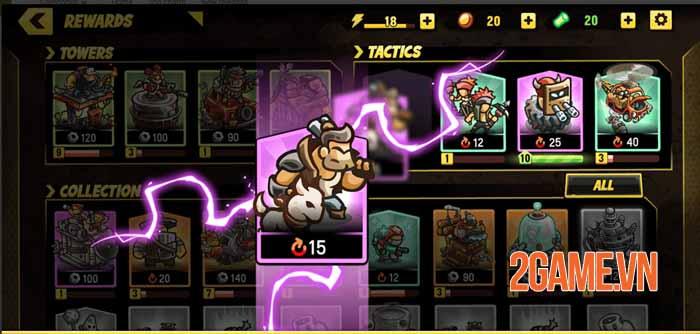 Junkworld - Game phòng thủ tháp nắm bắt cơ chế mới với tiết tấu nhanh 3