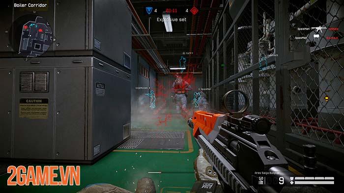 Warface - Game bắn súng đình đám một thời hồi sinh trên Epic Games 0