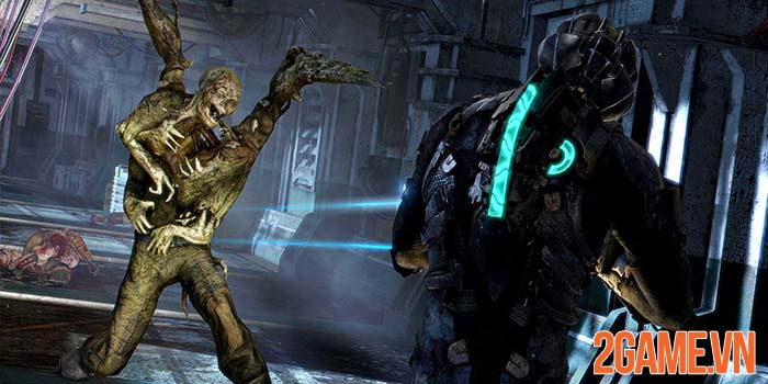 Theo bước Capcom EA Games bắt đầu khởi động Dead Space Remake 0