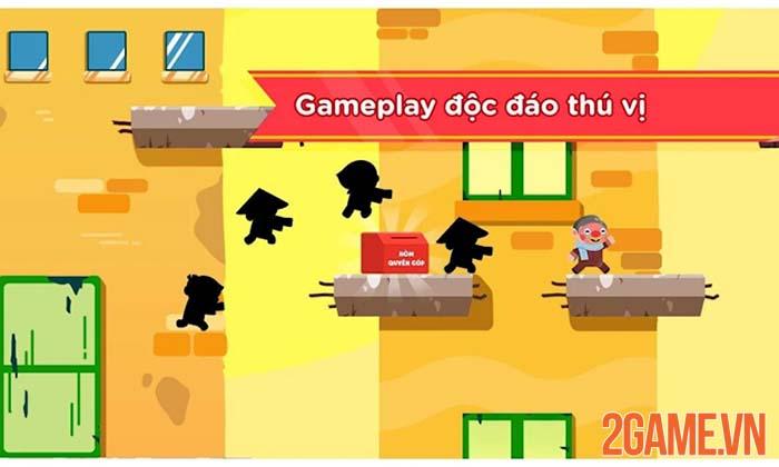 Thử Thách 14 Tỷ - Game mobile cà khịa đỉnh cao với lối chơi cực khó 3