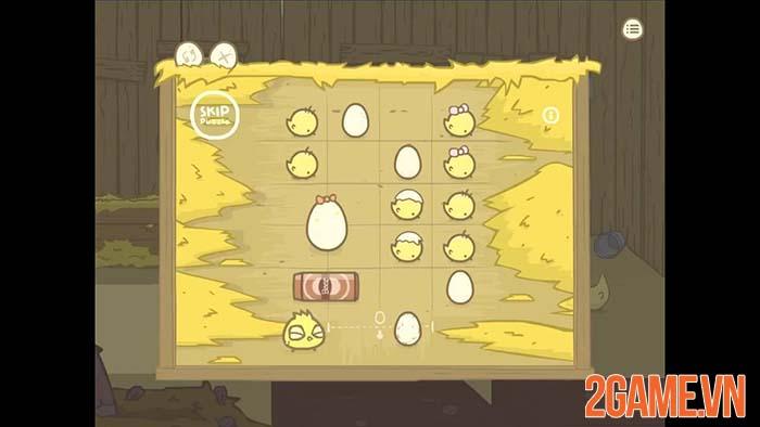 Chicky Duo - Hành trình giải cứu gà mẹ cùng đàn con thơ trên mobile 4