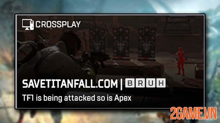 Bi hài Apex Legends bị Hacker viếng thăm và phàn nàn về Titanfall 0