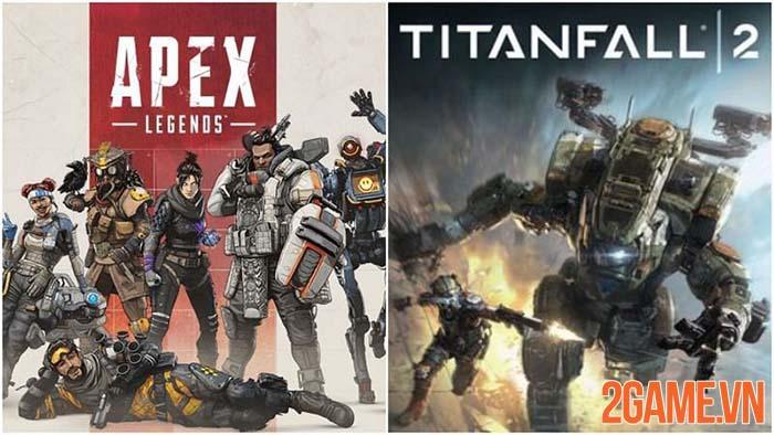 Bi hài Apex Legends bị Hacker viếng thăm và phàn nàn về Titanfall 3