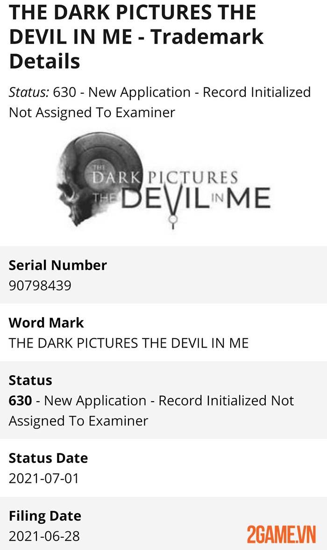 Phần 3 chưa ra nhưng The Dark Pictures: The Devil In Me đã nhá hàng 1