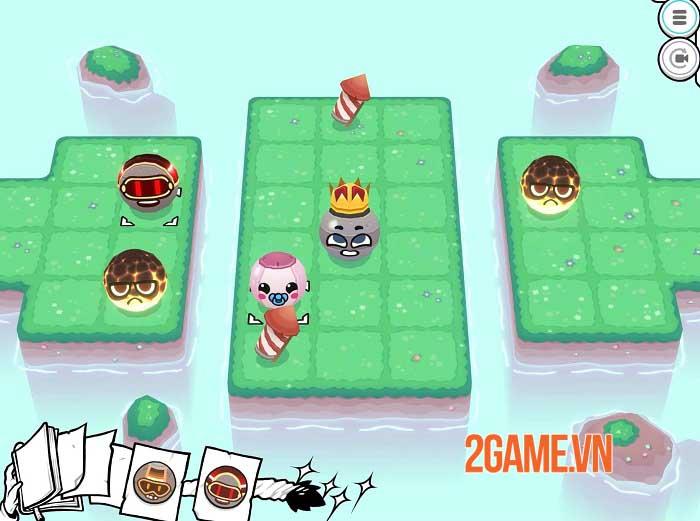 Bomb Club - Game giải đố chứng minh đỉnh cao của công nghệ chế tạo bom 0