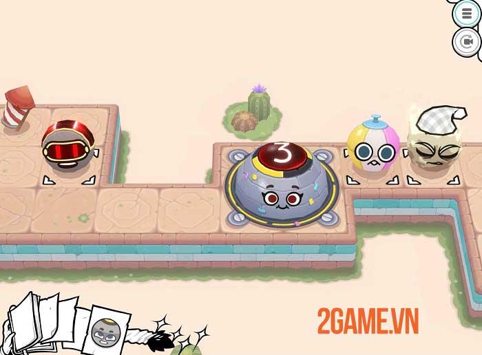 Bomb Club - Game giải đố chứng minh đỉnh cao của công nghệ chế tạo bom 3