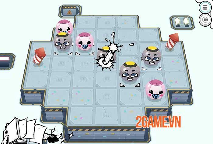 Bomb Club - Game giải đố chứng minh đỉnh cao của công nghệ chế tạo bom 5