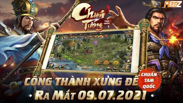 Chiến Tướng Tam Quốc – Chất SLG hardcore hiếm có khó tìm của làng game Việt