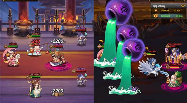 Chiu Chiu Tam Quốc Mobile có nhiều cách để nâng cấp sức mạnh đội hình