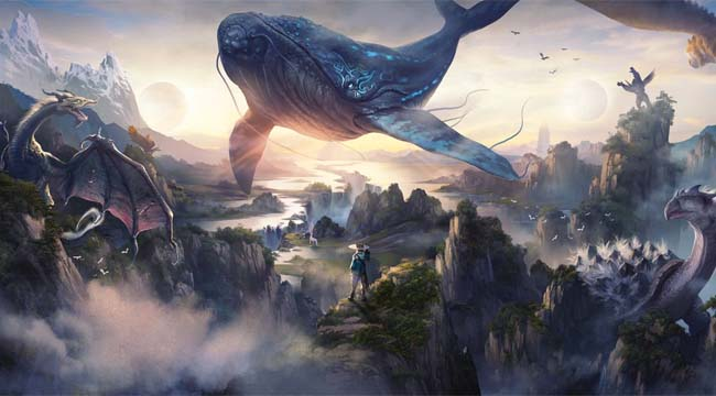Chimeraland – Game thế giới mở hoành tráng chuẩn bị ra mắt của Tencent