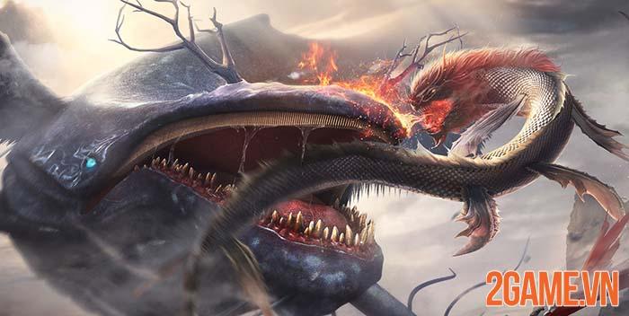 Chimeraland - Game thế giới mở hoành tráng chuẩn bị ra mắt của Tencent 1