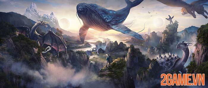 Chimeraland - Game thế giới mở hoành tráng chuẩn bị ra mắt của Tencent 0