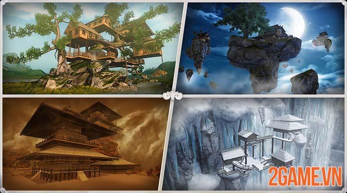 Chimeraland - Game thế giới mở hoành tráng chuẩn bị ra mắt của Tencent 3