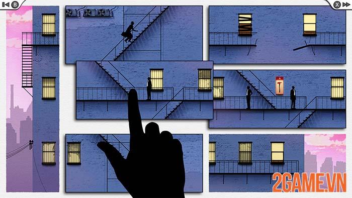 Framed - Game giải đố hại não mang đậm phong cách truyện tranh DC 0