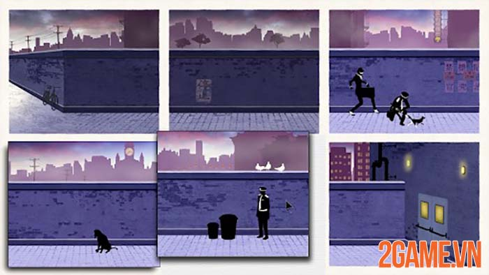 Framed - Game giải đố hại não mang đậm phong cách truyện tranh DC 1