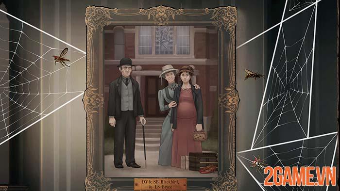 Spider: Secret of Bryce Manor - Khám phá thế giới qua góc nhìn của Nhện 4