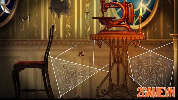 Spider: Secret of Bryce Manor - Khám phá thế giới qua góc nhìn của Nhện 1
