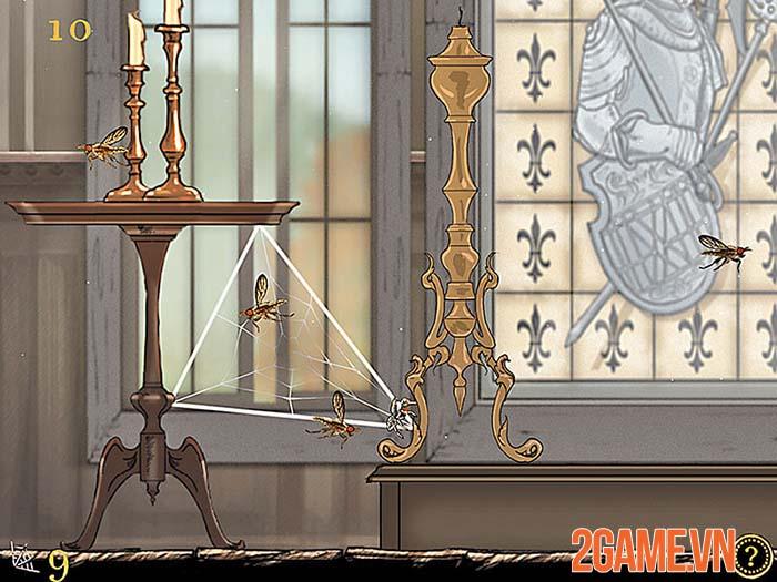 Spider: Secret of Bryce Manor - Khám phá thế giới qua góc nhìn của Nhện 3