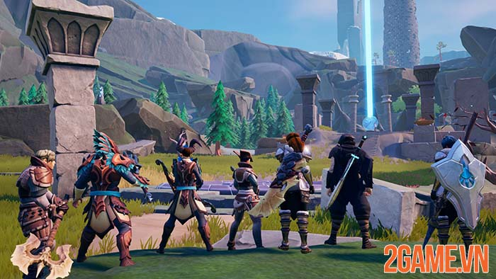 Frozen Flame - Game sinh tồn thế giới mở hoành tráng của game thủ PC 3