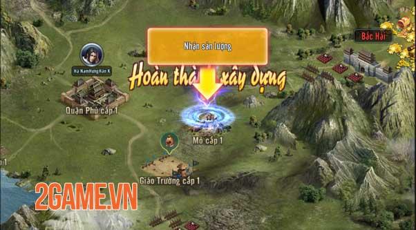 Chiến Tướng Tam Quốc - Chất SLG hardcore hiếm có khó tìm của làng game Việt 1
