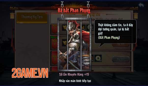 Chiến Tướng Tam Quốc - Chất SLG hardcore hiếm có khó tìm của làng game Việt 2