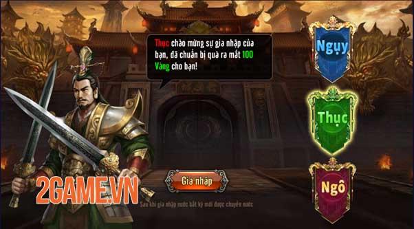 Chiến Tướng Tam Quốc - Chất SLG hardcore hiếm có khó tìm của làng game Việt 5