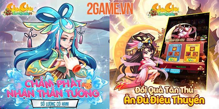 Chiu Chiu Tam Quốc - Thế giới 3Q mới lạ sẽ mở cửa chào đón game thủ ngày mai 2