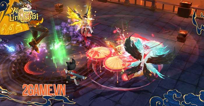 Game Yêu Linh Giới VGP chơi lớn, vừa ra mắt đã tung sự kiện trị giá 200 triệu VND 2