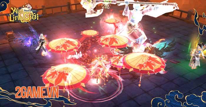 Game Yêu Linh Giới VGP chơi lớn, vừa ra mắt đã tung sự kiện trị giá 200 triệu VND 3