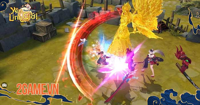 Game Yêu Linh Giới VGP chơi lớn, vừa ra mắt đã tung sự kiện trị giá 200 triệu VND 4
