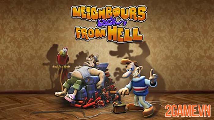 Neighbour Back From Hell - Ác mộng ông hàng xóm tái hiện trên mobile 0