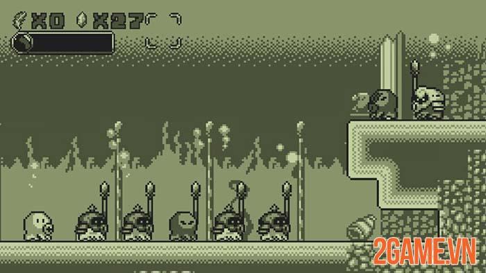 Save Me! Mr. Tako - Game đi cảnh phiêu lưu dễ thương của chú bạch tuộc 2