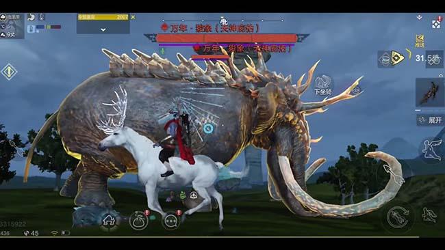 Chimeraland – Phiên bản quốc tế của game MMORPG 3D Vọng Tưởng Sơn Hải Tencent