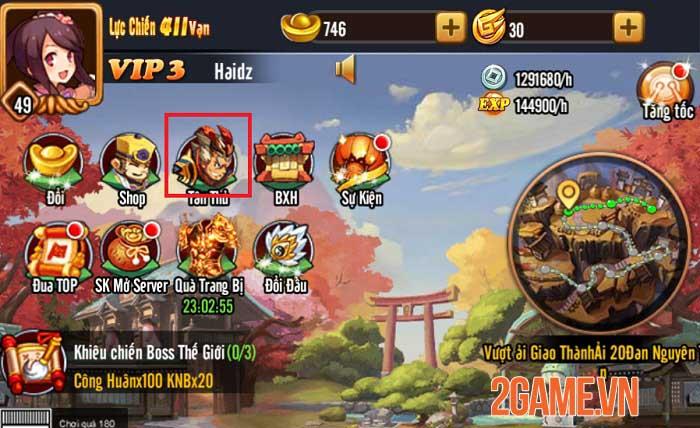 Tặng 500 giftcode Chiu Chiu Tam Quốc mừng chính thức ra mắt 0