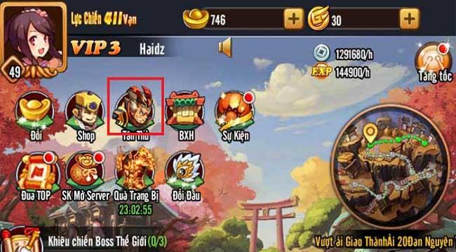 Tặng 500 giftcode Chiu Chiu Tam Quốc mừng chính thức ra mắt