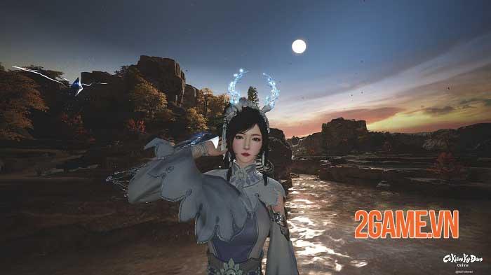Trải nghiệm Cổ Kiếm Kỳ Đàm Online: Cuối cùng cũng đã có 1 tựa game PC để u mê 6