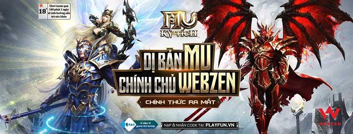 """MU Kỳ Tích trở thành """"hiện tượng"""" của làng game Việt với thành tích ấn tượng 0"""
