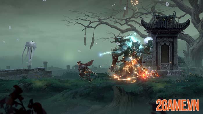 Eastern Exorcist - Game hành động đi cảnh lấy cảm hứng phương Đông 4