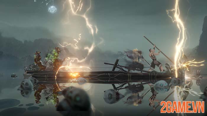 Eastern Exorcist - Game hành động đi cảnh lấy cảm hứng phương Đông 0