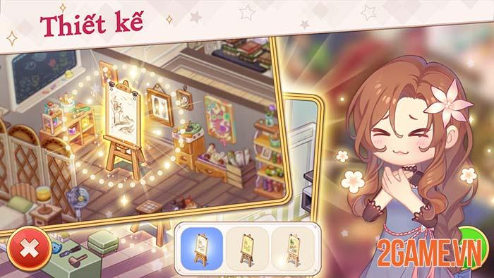 Kawaii Mansion - Game xây dựng thiết kế nội thất đúng chuẩn Wibu 0