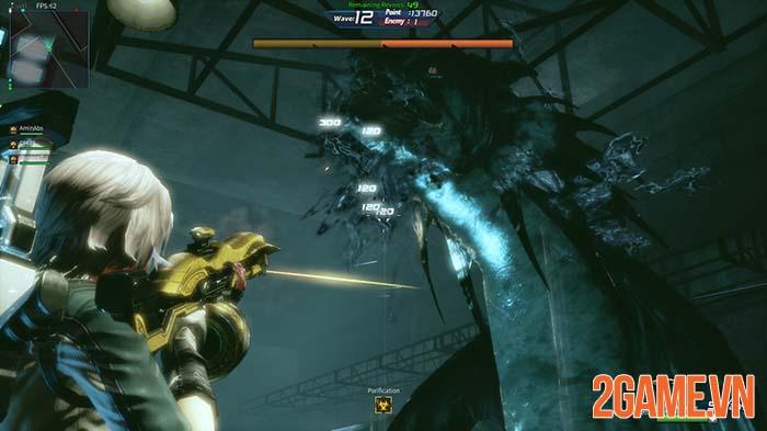 M.A.R.S. game bắn súng phối hợp miễn phí dành cho game thủ Steam 4