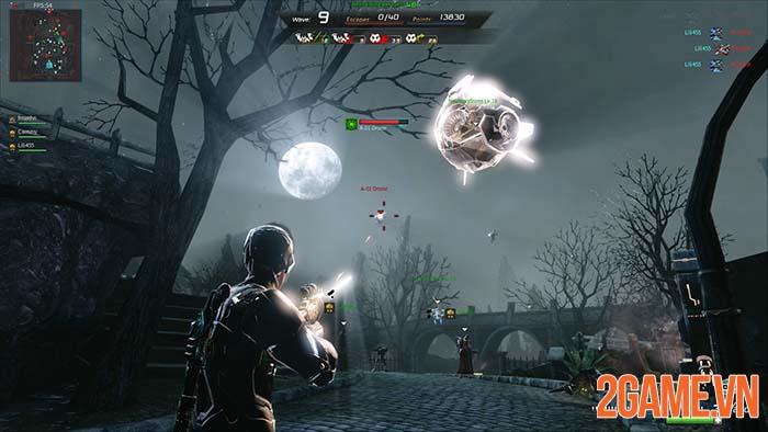 M.A.R.S. game bắn súng phối hợp miễn phí dành cho game thủ Steam 5