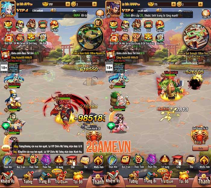 Top 9 game mobile ấn tượng nhất ra mắt cộng đồng game thủ Việt trong tháng 7 4