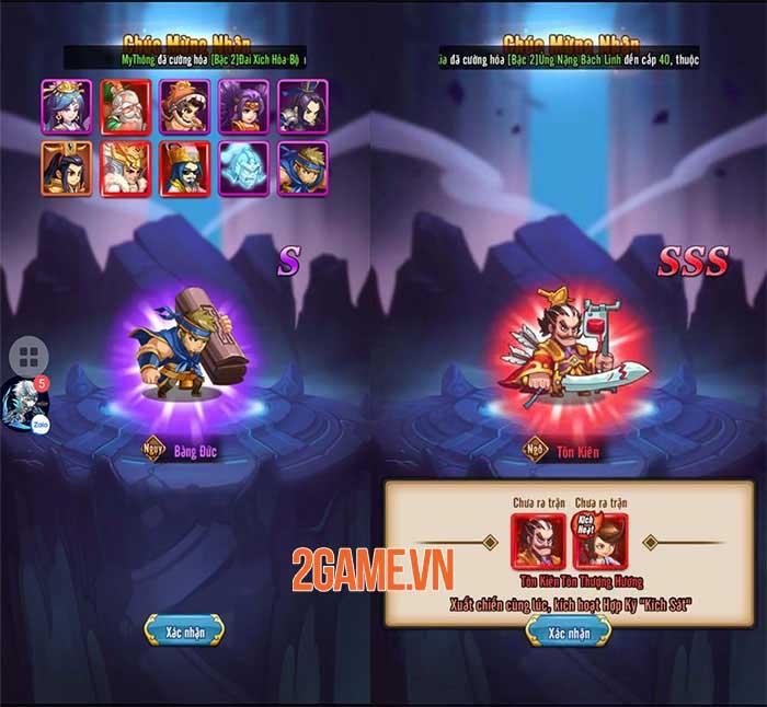 Game 3Q độc lạ Chiu Chiu Tam Quốc được game thủ Việt ủng hộ nhiệt tình 1