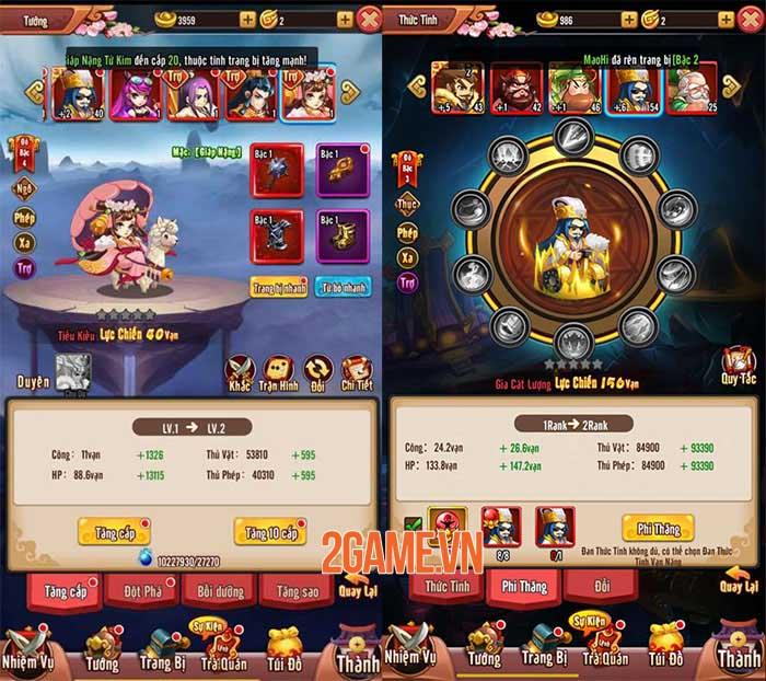 Game 3Q độc lạ Chiu Chiu Tam Quốc được game thủ Việt ủng hộ nhiệt tình 2