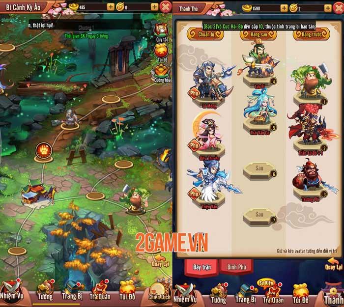 Game 3Q độc lạ Chiu Chiu Tam Quốc được game thủ Việt ủng hộ nhiệt tình 3