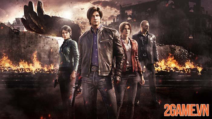 Resident Evil: Infinite Darkness và những nút thắt liên kết với game 1