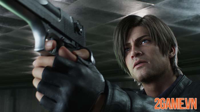 Resident Evil: Infinite Darkness và những nút thắt liên kết với game 2